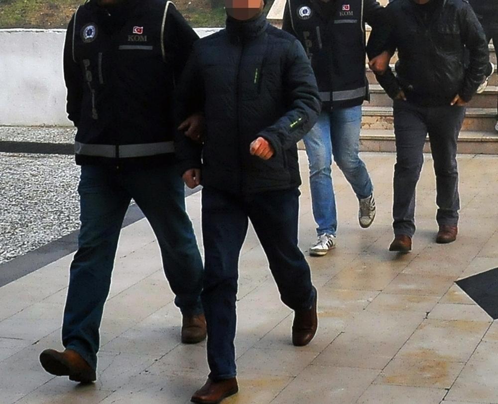 Yunanistan'a kaçmak isteyen 9 FETÖ şüphelisi yakalandı