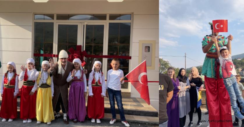 """Yunus Emre Enstitüsü, """"Selam Olsun"""" projesinin beşinci durağı Bosna Hersek'te etkinlikler düzenledi"""
