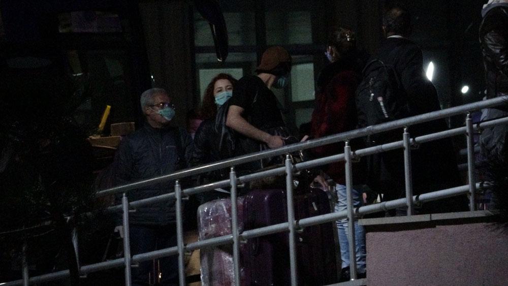 Yurtdışından getirilen öğrenciler Çorlu'da karantina altına alındı